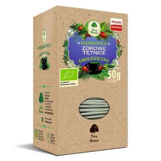 Herbatka Zdrowe tętnice Eko 25x2G Dary Natury