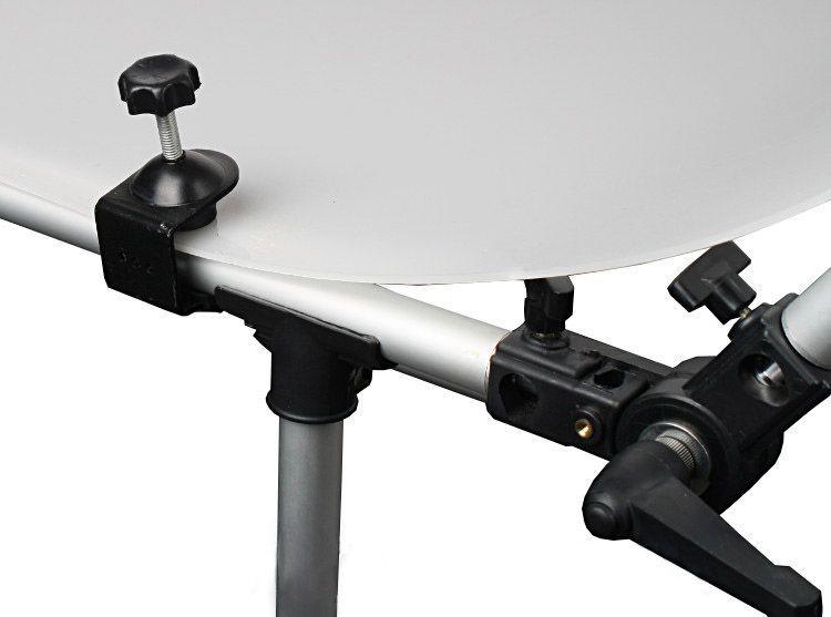 Stół bezcieniowy 60x130cm + 2 Imadła z trzpieniem zdjęcie 6