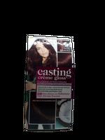 LOREAL Casting Creme Gloss farba ciena czekolada 323 kokos