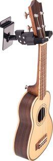 Uchwyt hak ścienny na ukulele Hercules USP10SB
