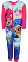 Piżama kombinezon Shimmer Shine dżin 92 fuksja