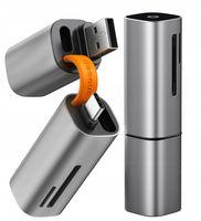 CZYTNIK KART SD MICRO SD TF USB-C USB-A 3.0 BASEUS