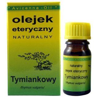 Naturalny Olejek Eteryczny Tymiankowy - 7ml - Avicenna Oil
