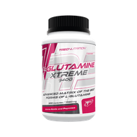 Trec - L-Glutamine extreme - 200 kaps.