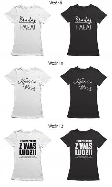 Koszulka dla nauczycielki prezent dzień T-shirt zdjęcie 13