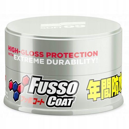 Soft99 wosk samochodowy fusso coat light na Arena.pl