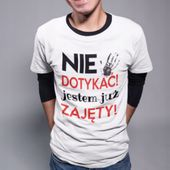 DUŻA koszulka T-shirt dla Chłopaka prezent 4XL 24h