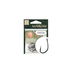 MARUTO  8355BL CARP HOOKS nr 2