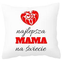 Poduszka na PREZENT dla MAMY, Urodziny, pod Choinkę, Dzień Matki