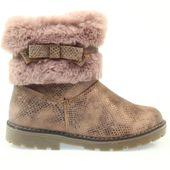 American kozaki buty zimowe z futrem17042 r.24