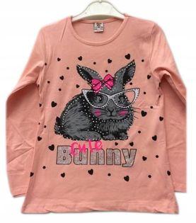 Bluzka Bunny, bawełna roz.104