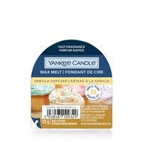 Yankee Candle Wax Melt Wosk Zapachowy Vanilla Cupcake 22G