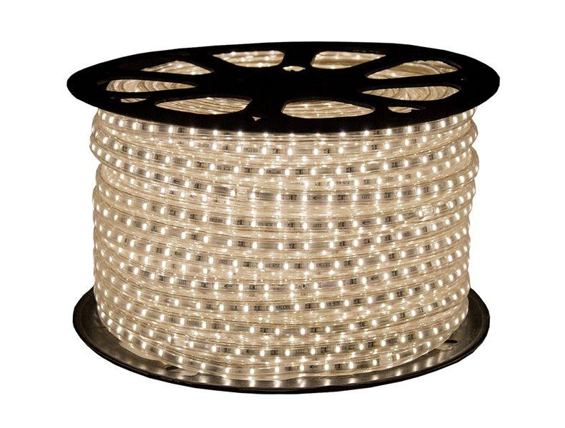 Taśma LED wąż 230V 2835 bez zasilacza 6W NEUTRALNA zdjęcie 1