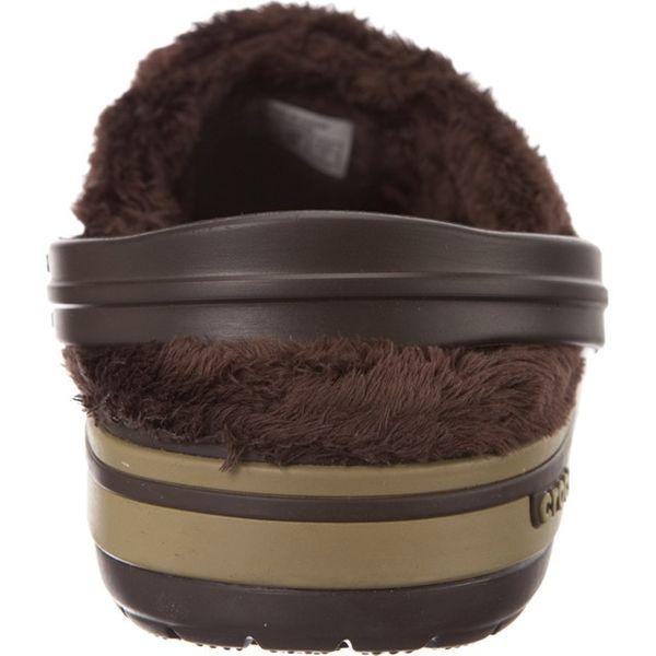 klasyczne style szybka dostawa Najlepiej Crocs Kids Crocband 2 5 Winter Clog Espresso Khaki Rozmiar - C6/7