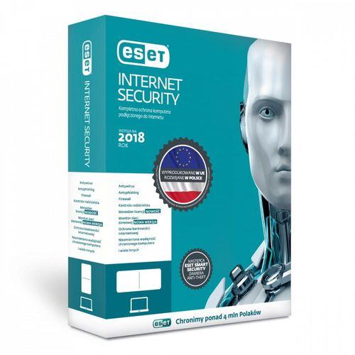 ESET Internet Security PL BOX 3Y    EIS-N-3Y-1D na Arena.pl
