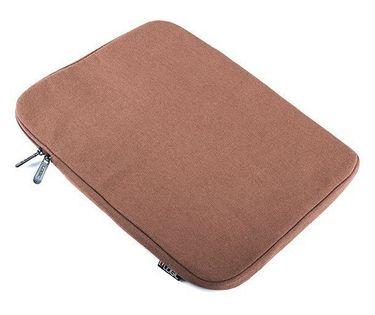 Etui Logic Concept Etui Na Notebooka 15.6 Cala Brązowy Fut-Lc-Plush-15-Brown