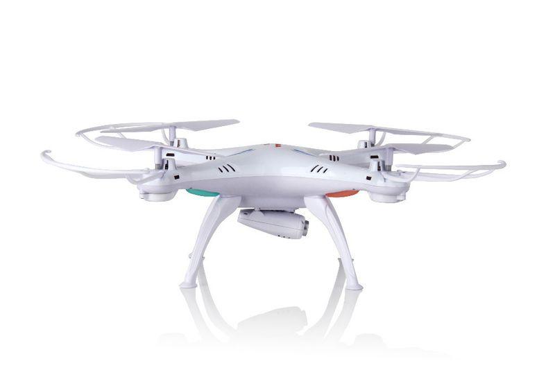 DRON SYMA X5SW kamera WIFI PODGLĄD - 2 BATERIE zdjęcie 4