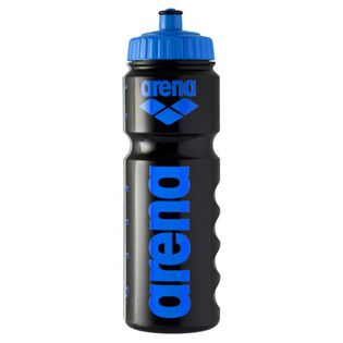 BIDON ARENA WATER BOTTLE 750 ML BLACK BLUE