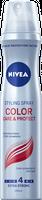 NIVEA Styling Color Protecion 4 bardzo mocne utrwalanie 250ml - lakier do włosów farbowanych