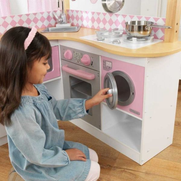 Kidkraft Duża Drewniana Kuchnia Dla Dzieci Smakosza