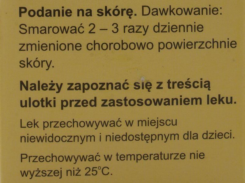 Maść rumiankowa - Elissa - 10 g zdjęcie 2