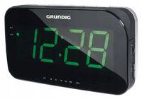 BUDZIK RADIO FM GRUNDIG SONOCLOCK 490
