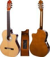 Gitara elektroklasyczna 4/4 39 m-tunes mtc209ce