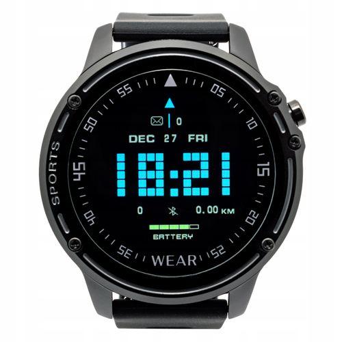 POLARWATCH Smartwatch W-funkcyjny Zegarek Sportowy na Arena.pl