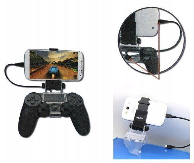 SMAR CLIP Uchwyt Telefonu do PADA PS4 Slim Pro zdjęcie 5