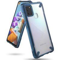 Ringke Fusion X Samsung A21s A217 space blue FUSG006