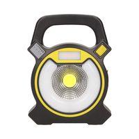 Lampa halogen LED 5W 6000K Giovia 3funkcyjny + Powerbank  ORNO / OR-NR-6077L6