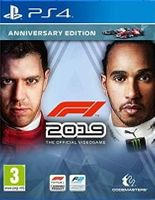 KOCH Gra PS4 F1 2019 Standard Edition