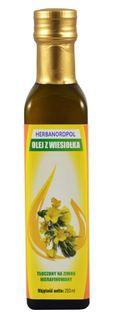 Olej z Wiesiołka - 9% kwasów GLA - Jakość