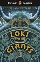 Penguin Readers Starter Level Loki and the Giants Green Lancelyn Roger