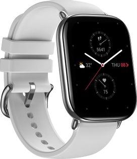 Zepp E Smartwatch Huami Xiaomi Prostokątny Pebble Grey Amazfit Pulsoksymetr A1958