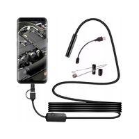 Endoskop kamera USB LED 10m