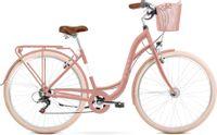 "Rower Romet Sonata Eco 28 19"" różowy rower 12"