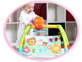Kolorowy Interaktywny STOJAK 5w1 Dla Dzieci 0+ zdjęcie 15
