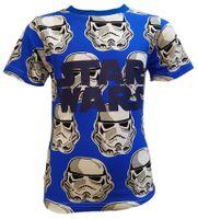 T-Shirt Star Wars r128 Licencja LucasFilm (SW52026438 Blue 8Y)