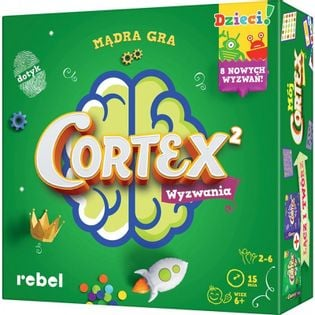 Rebel REBEL Gra Cortex dla dzieci 2