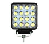 Lampa robocza 16 LED Halogen Szperacz 12-24V MEGA MOC