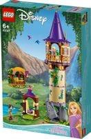 Klocki LEGO DISNEY PRINCESS 43187 Wieża Roszpunki