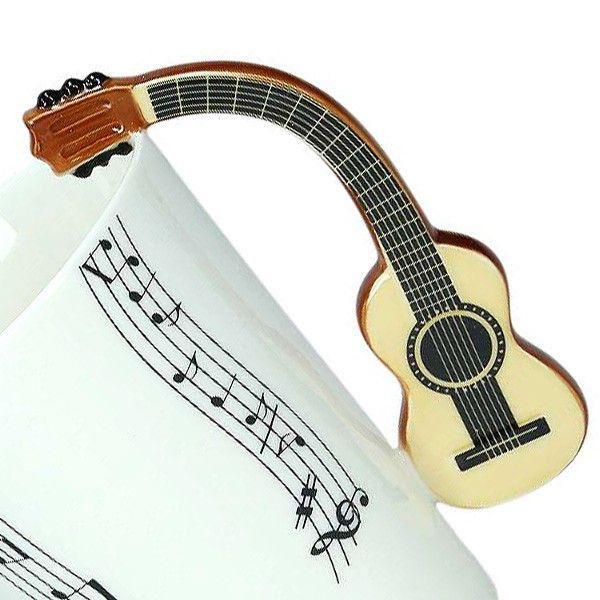 Kubek Muzyka - Gitara Klasyczna zdjęcie 1