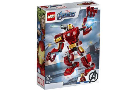 LEGO 76140 zdjęcie 1