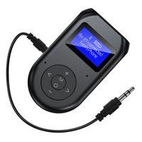 Transmiter Nadajnik Odbiornik Bluetooth 5.0 AUX RCA zestaw głośnomówiący