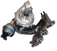 Turbosprężarka Seat Alhambra II 2.0 TDI 170KM 785448-0005