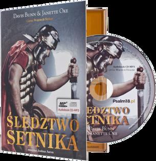 Śledztwo Setnika cz. 1 Kroki wiary - Janette Oke i Davis Bunn - Audiobook CD/MP3