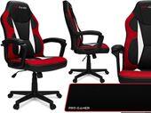 Fotel obrotowy gamingowy KUBEŁKOWY dla gracza CA+P