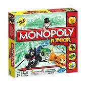 Hasbro Gra Monopoly Junior A6984