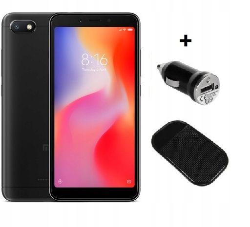 Smartfon Xiaomi Redmi 6A LTE 2/32GB Dual SIM GPS zdjęcie 1